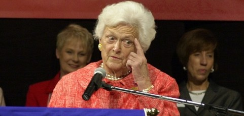 Episode 15 – Barbara Bush Does Not Approve