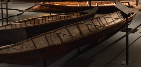 Episode 71 – Black Light in a Canoe Museum