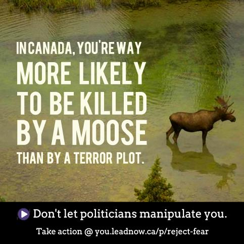 Anti-Terror Bill Ad - Canada